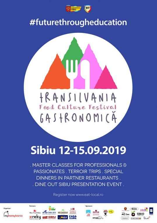 Transilvania gastronomica festival